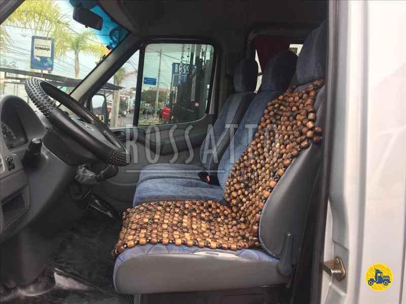 MERCEDES-BENZ Sprinter VAN 415  2012/2012 Rossatto Caminhões