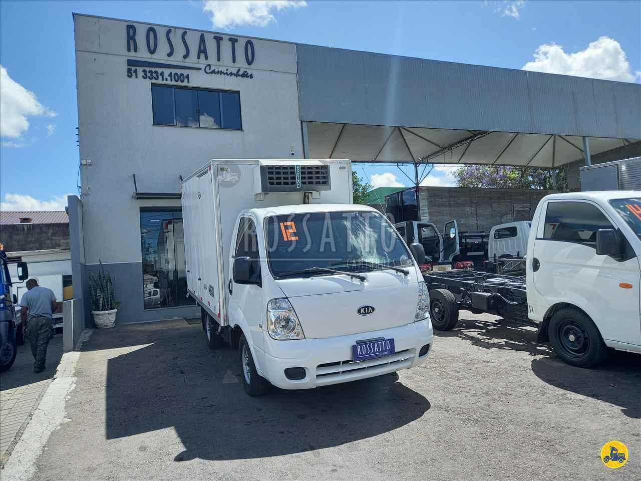 Bongo K-2500 de Rossatto Caminhões - PORTO ALEGRE/RS