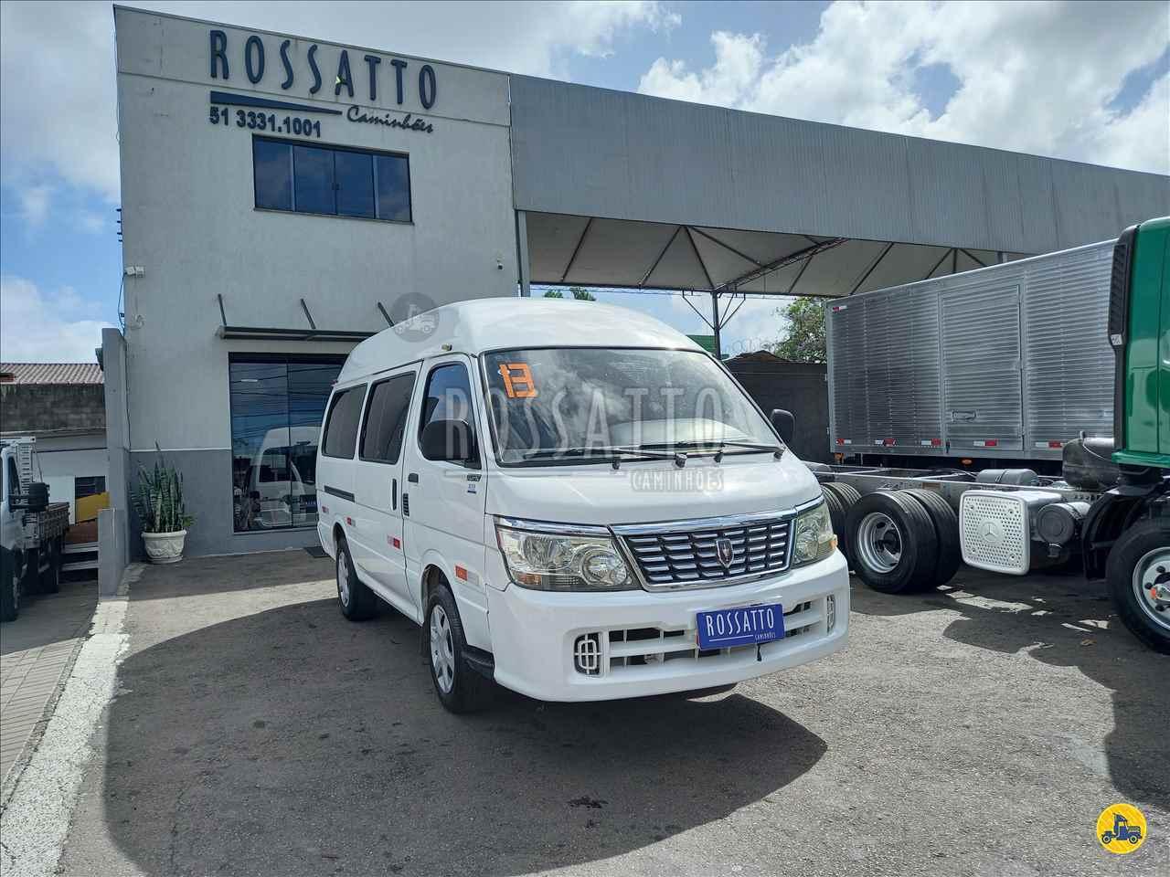 VANS JINBEI Topic Van SL 2.2 Rossatto Caminhões PORTO ALEGRE RIO GRANDE DO SUL RS