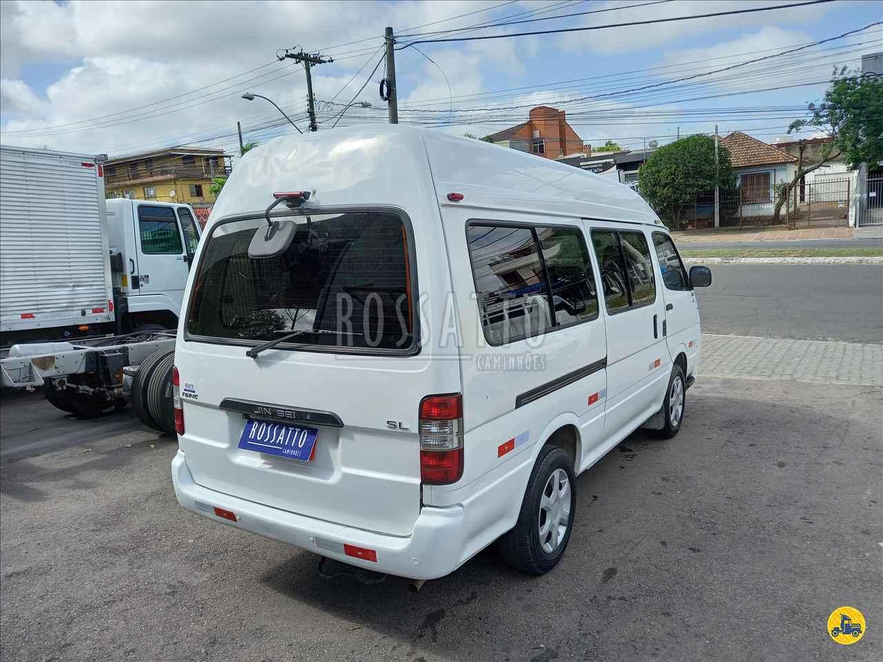 JINBEI Topic Van SL 2.2 109000km 2012/2013 Rossatto Caminhões