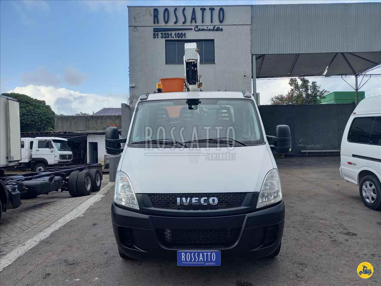 IVECO DAILY 45s17 34500km 2016/2017 Rossatto Caminhões