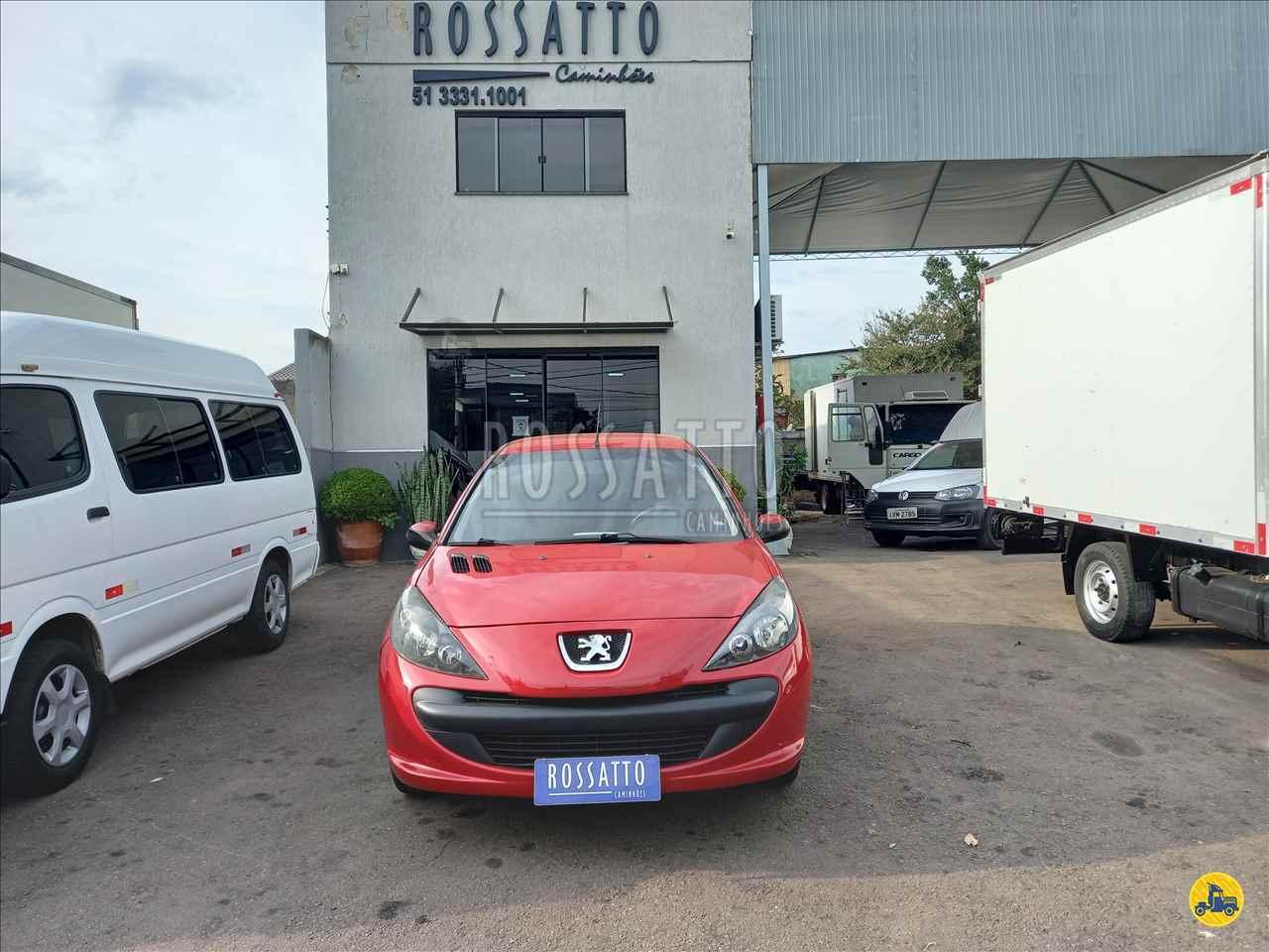 PEUGEOT 207 1.4 XR 880000km 2012/2013 Rossatto Caminhões