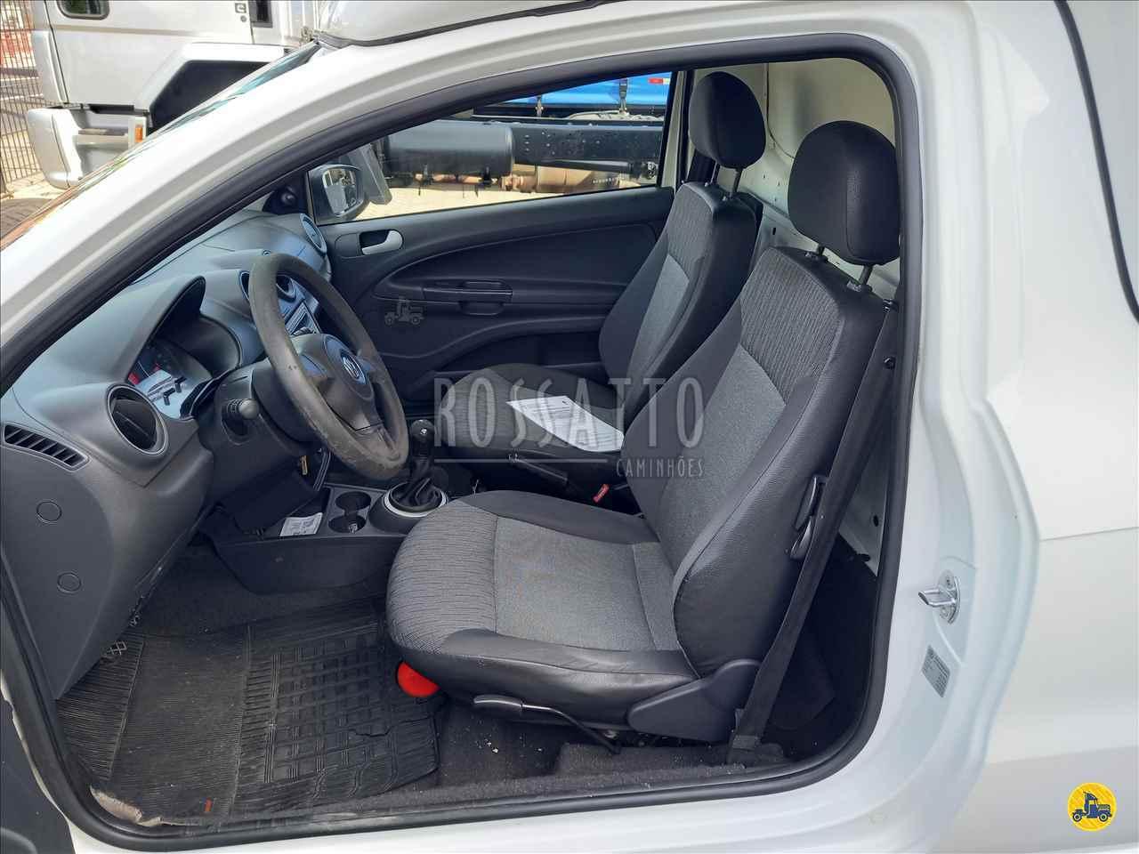 VW - Volkswagen Saveiro 1.6 CL 140000km 2014/2014 Rossatto Caminhões