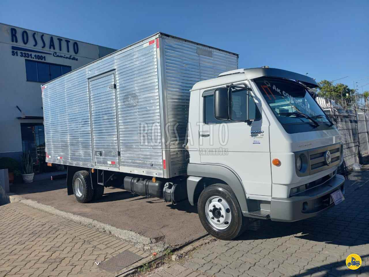 CAMINHAO VOLKSWAGEN VW 10160 Baú Furgão 3/4 4x2 Rossatto Caminhões PORTO ALEGRE RIO GRANDE DO SUL RS