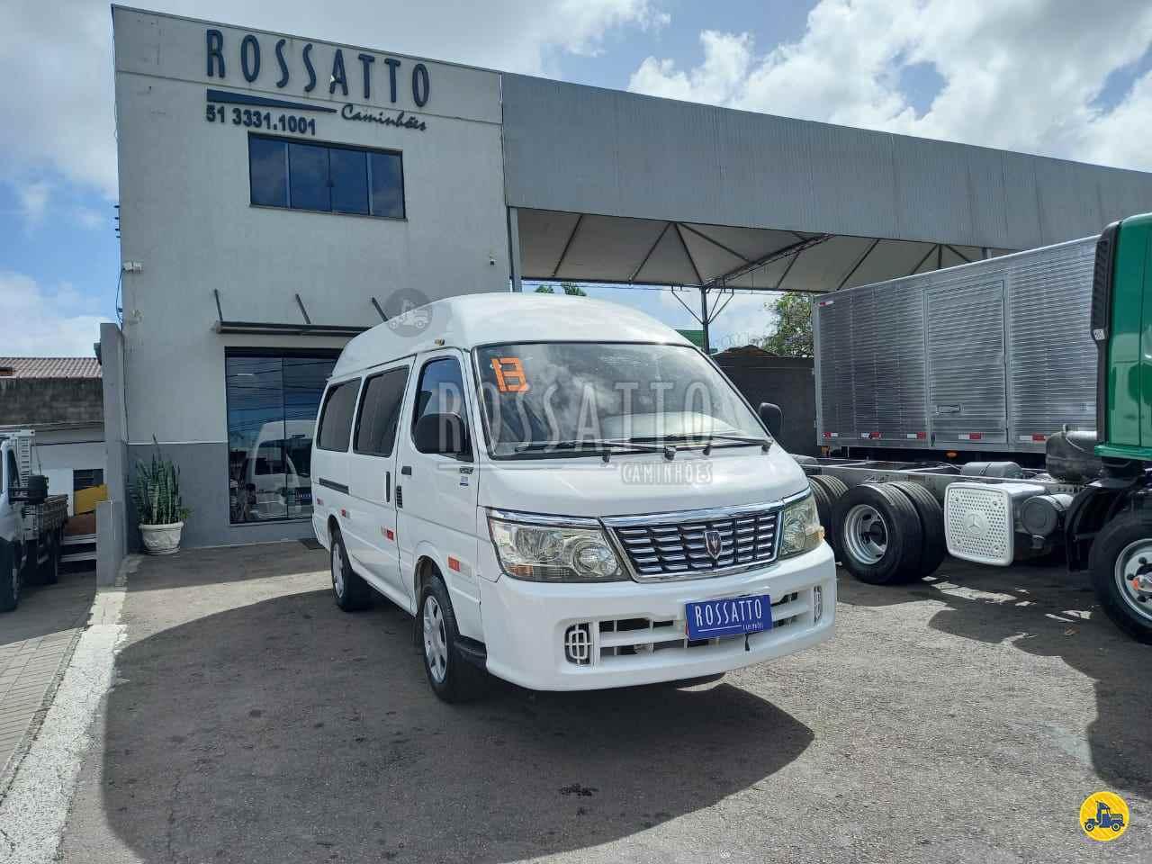 VANS JINBEI Topic Escolar SL 2.2 Rossatto Caminhões PORTO ALEGRE RIO GRANDE DO SUL RS
