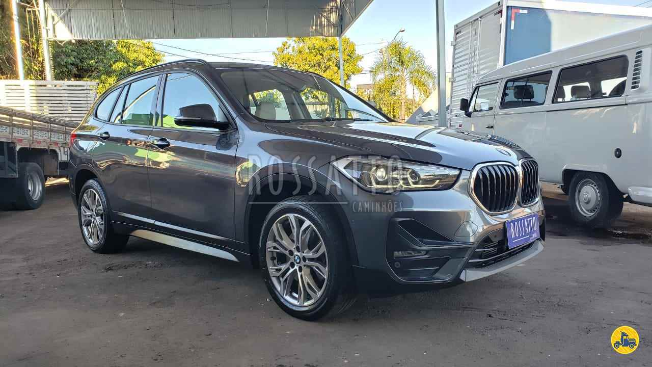 CARRO BMW X1 Rossatto Caminhões PORTO ALEGRE RIO GRANDE DO SUL RS