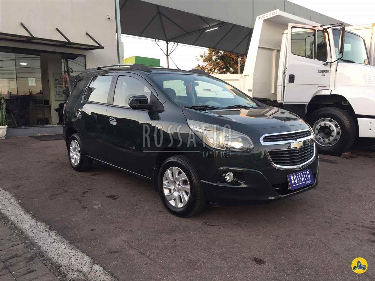 CARRO GM - Chevrolet Spin 1.8 LTZ Rossatto Caminhões PORTO ALEGRE RIO GRANDE DO SUL RS