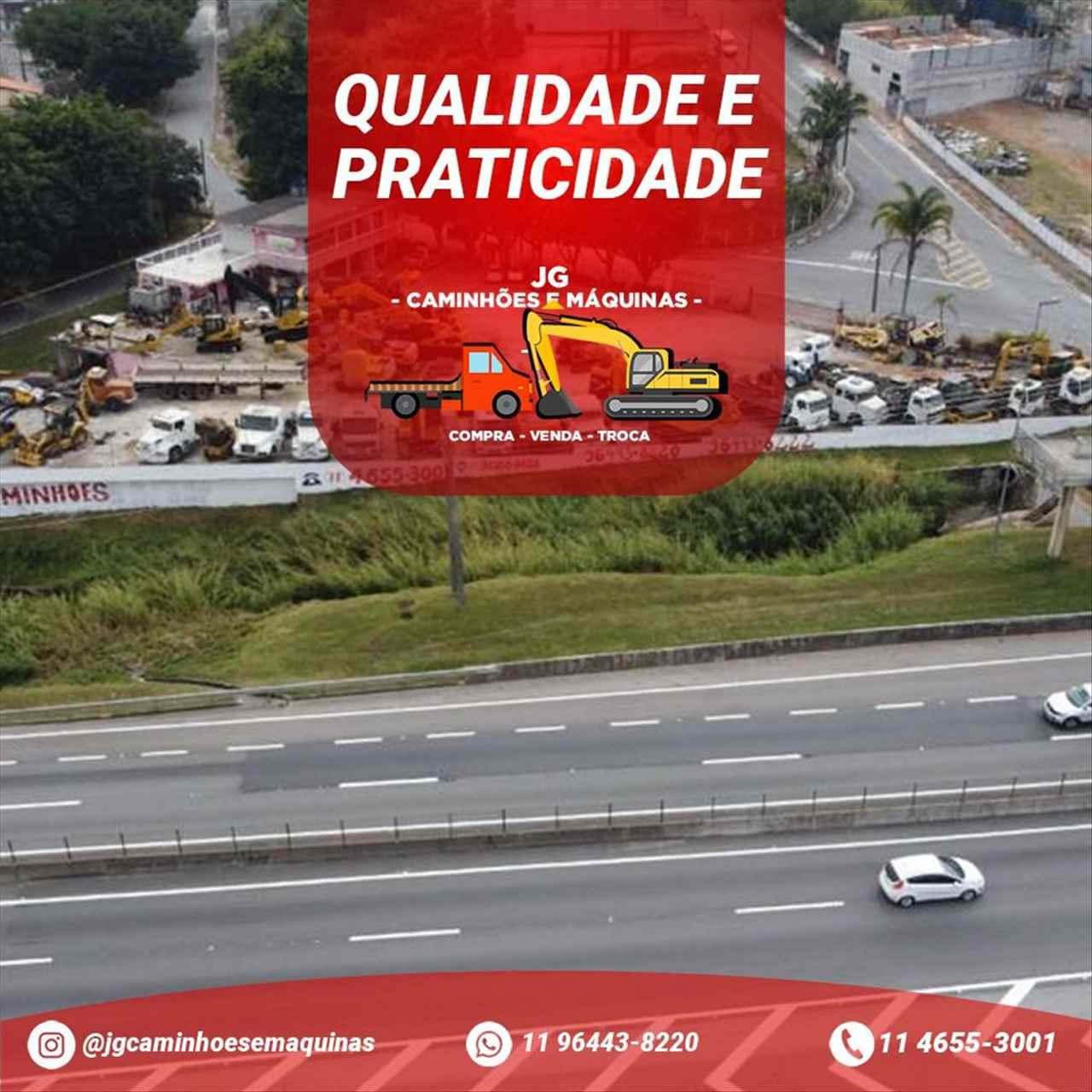 Foto da Loja da JG Caminhões e Máquinas
