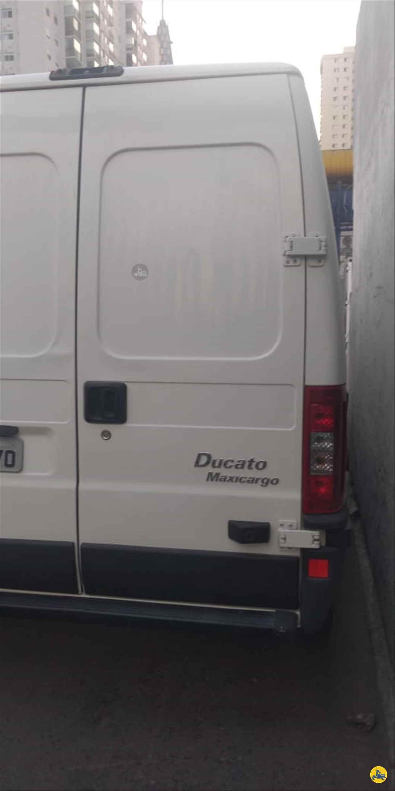 FIAT Ducato Maxicargo 2.3 185000km 2014/2014 Kbça Utilitários