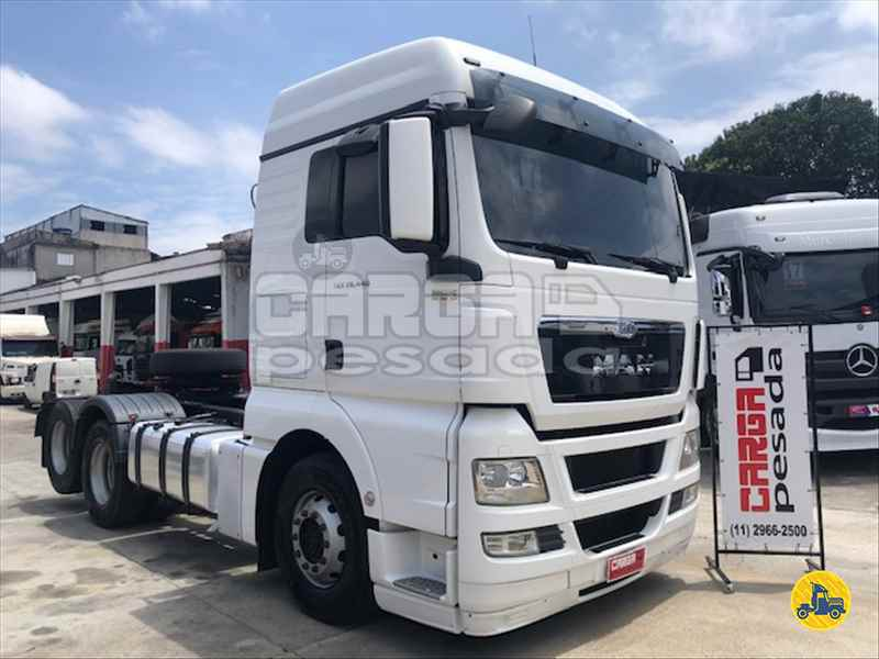 MAN TGX 28 440 262000km 2017/2017 Carga Pesada Caminhões