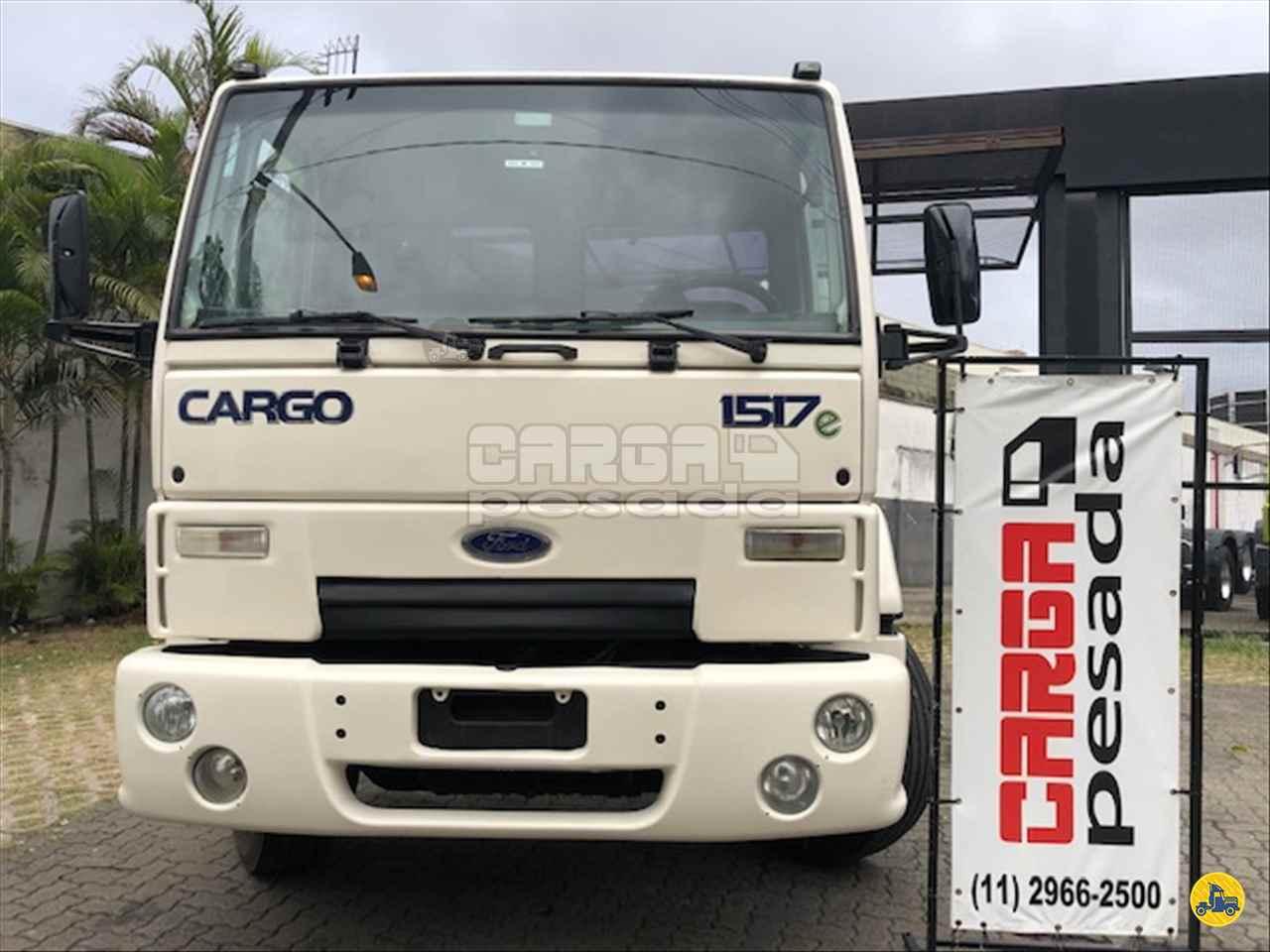 FORD CARGO 1517 277000km 2006/2006 Carga Pesada Caminhões