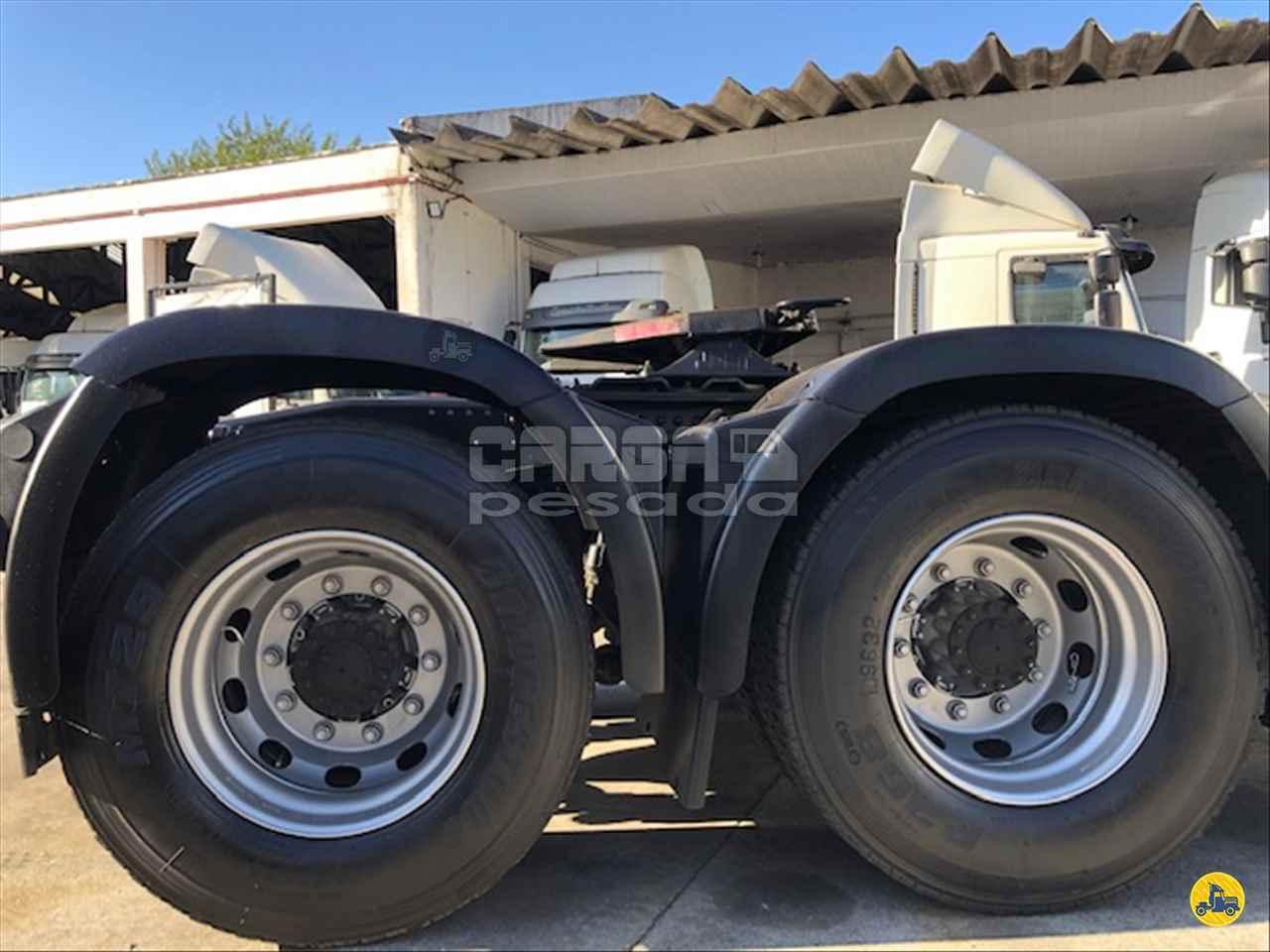 MAN TGX 29 440 587000km 2015/2015 Carga Pesada Caminhões