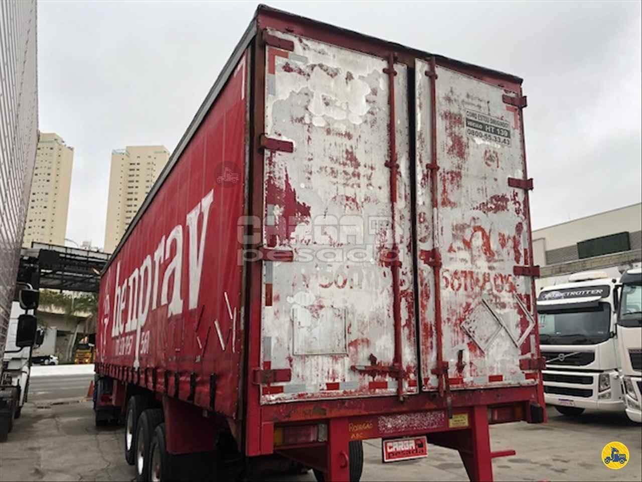 SEMI-REBOQUE BAU SIDER  1998/1998 Carga Pesada Caminhões