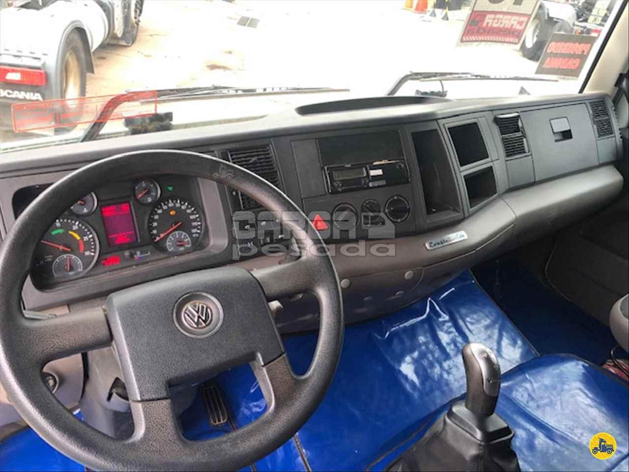VOLKSWAGEN VW 25420 184000km 2016/2016 Carga Pesada Caminhões