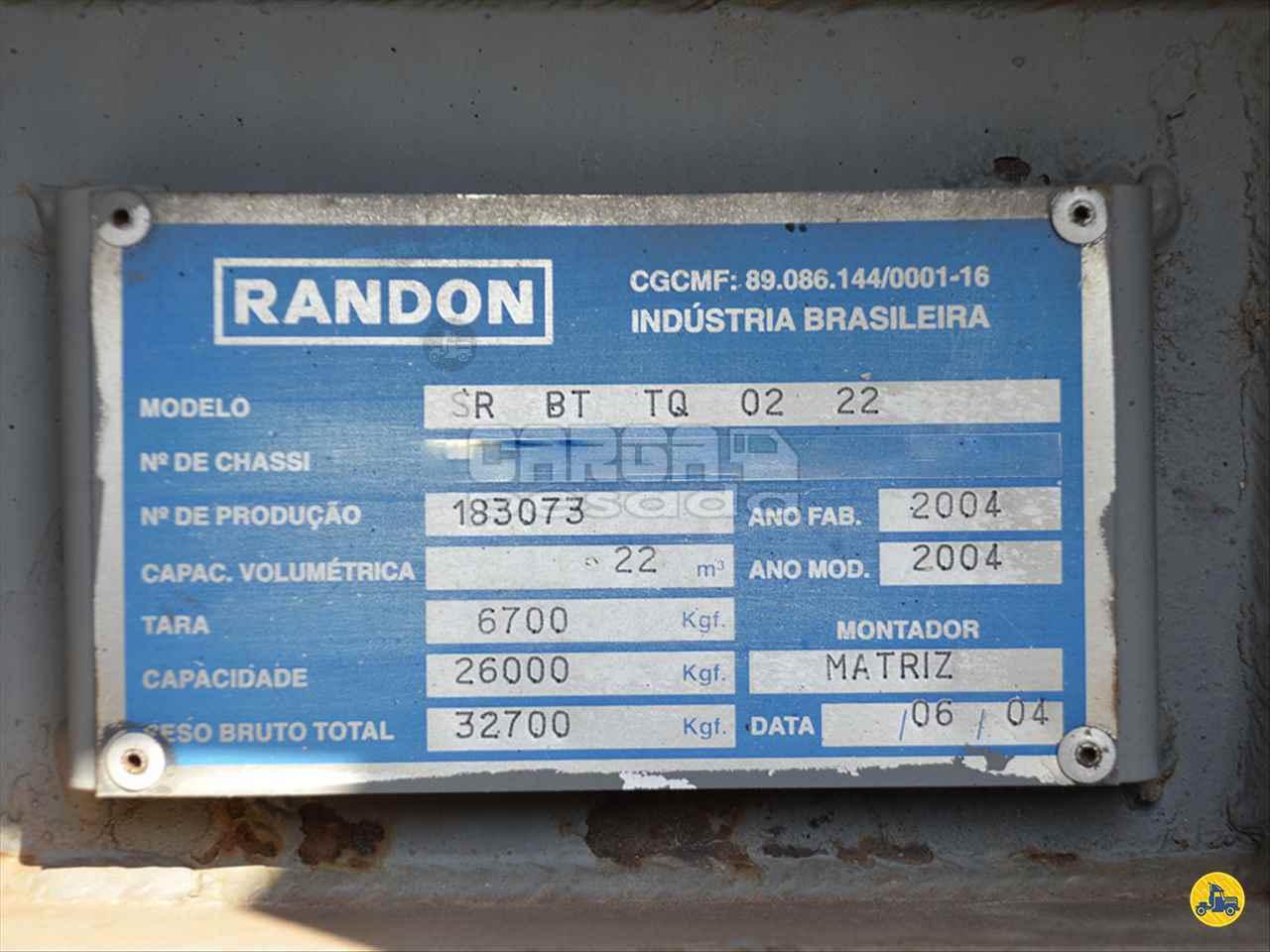 BITREM TANQUE AÇO  2004/2004 Carga Pesada Caminhões