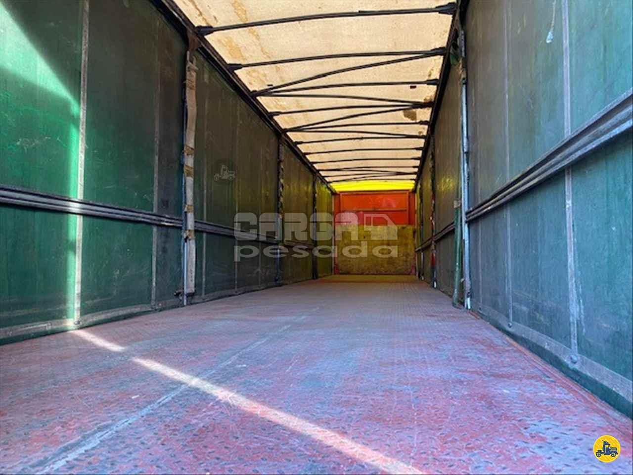 SEMI-REBOQUE BAU SIDER  2011/2011 Carga Pesada Caminhões