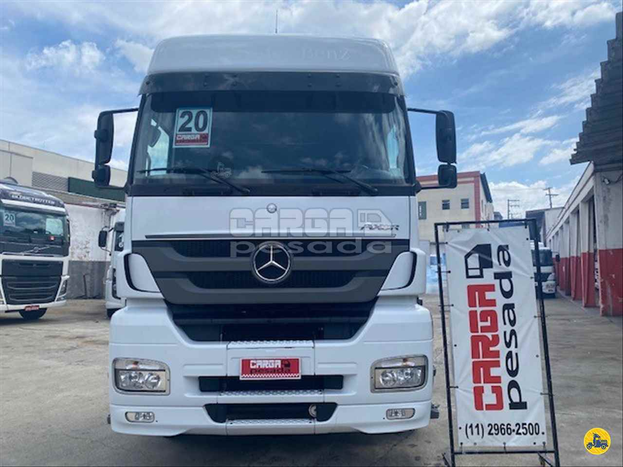 MERCEDES-BENZ MB 2544 154000km 2019/2020 Carga Pesada Caminhões