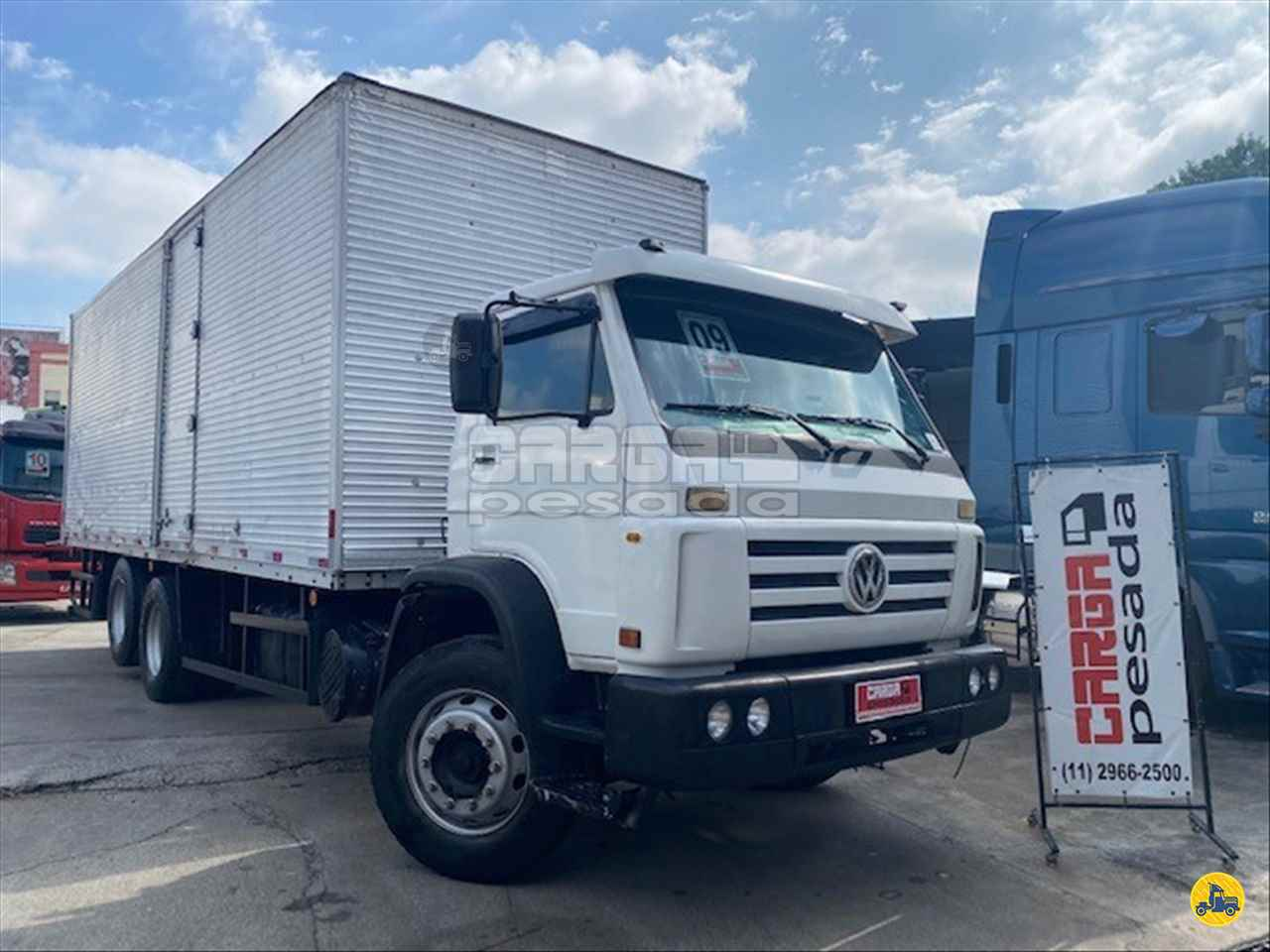 CAMINHAO VOLKSWAGEN VW 17250 Baú Furgão Truck 6x2 Carga Pesada Caminhões SAO PAULO SÃO PAULO SP