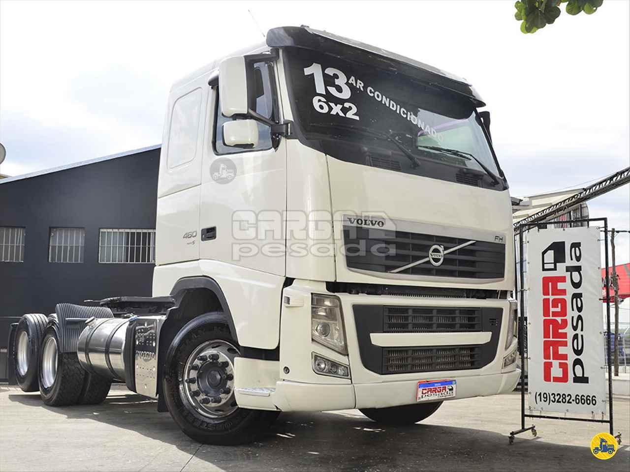 CAMINHAO VOLVO VOLVO FH 460 Cavalo Mecânico Truck 6x2 Carga Pesada Caminhões SAO PAULO SÃO PAULO SP