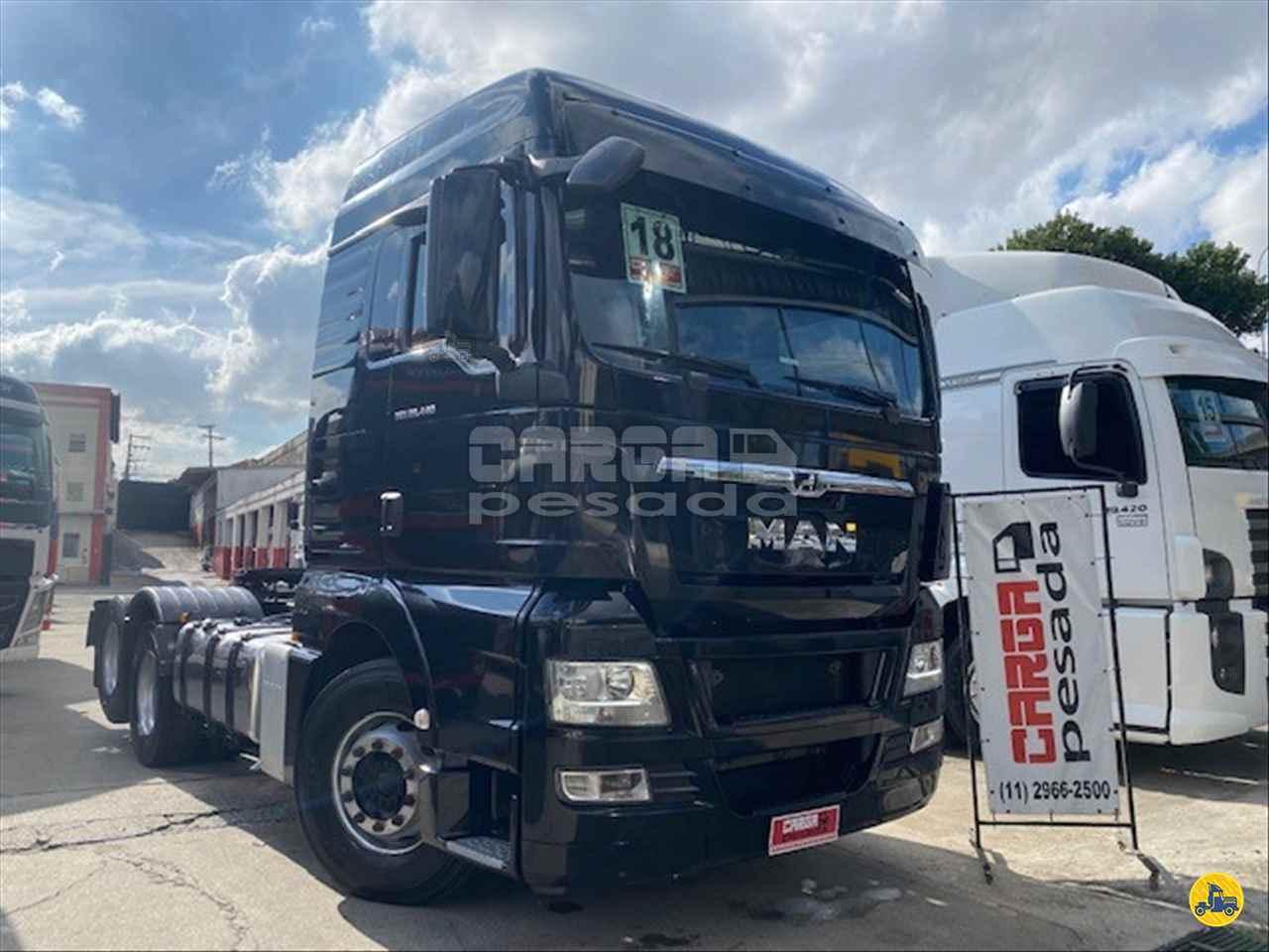 CAMINHAO MAN TGX 28 440 Cavalo Mecânico Truck 6x2 Carga Pesada Caminhões SAO PAULO SÃO PAULO SP