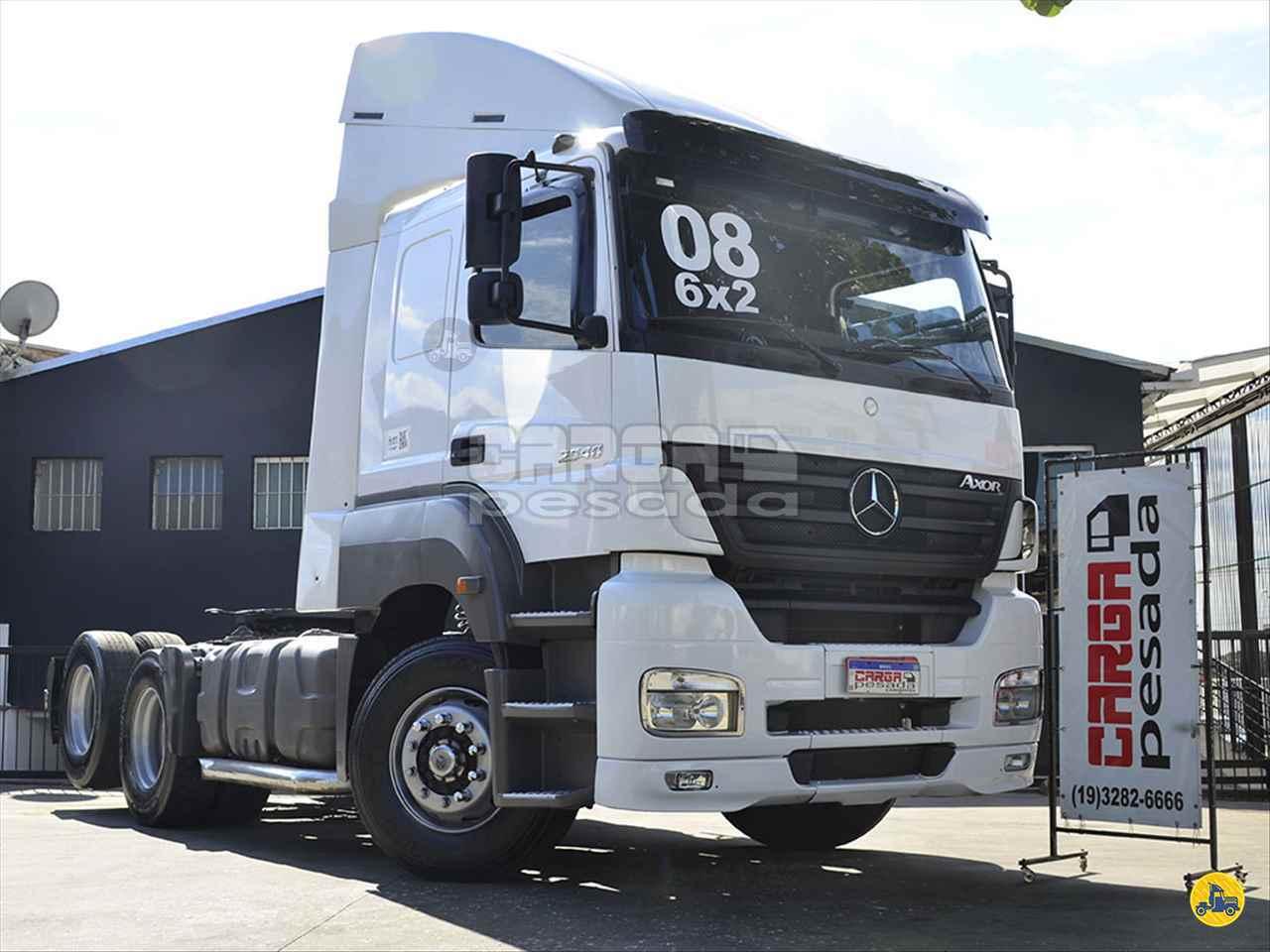 CAMINHAO MERCEDES-BENZ MB 2540 Cavalo Mecânico Truck 6x2 Carga Pesada Caminhões SAO PAULO SÃO PAULO SP