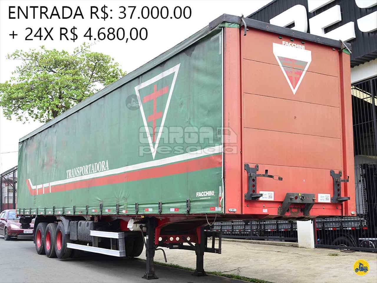 BAU SIDER de Carga Pesada Caminhões - SAO PAULO/SP