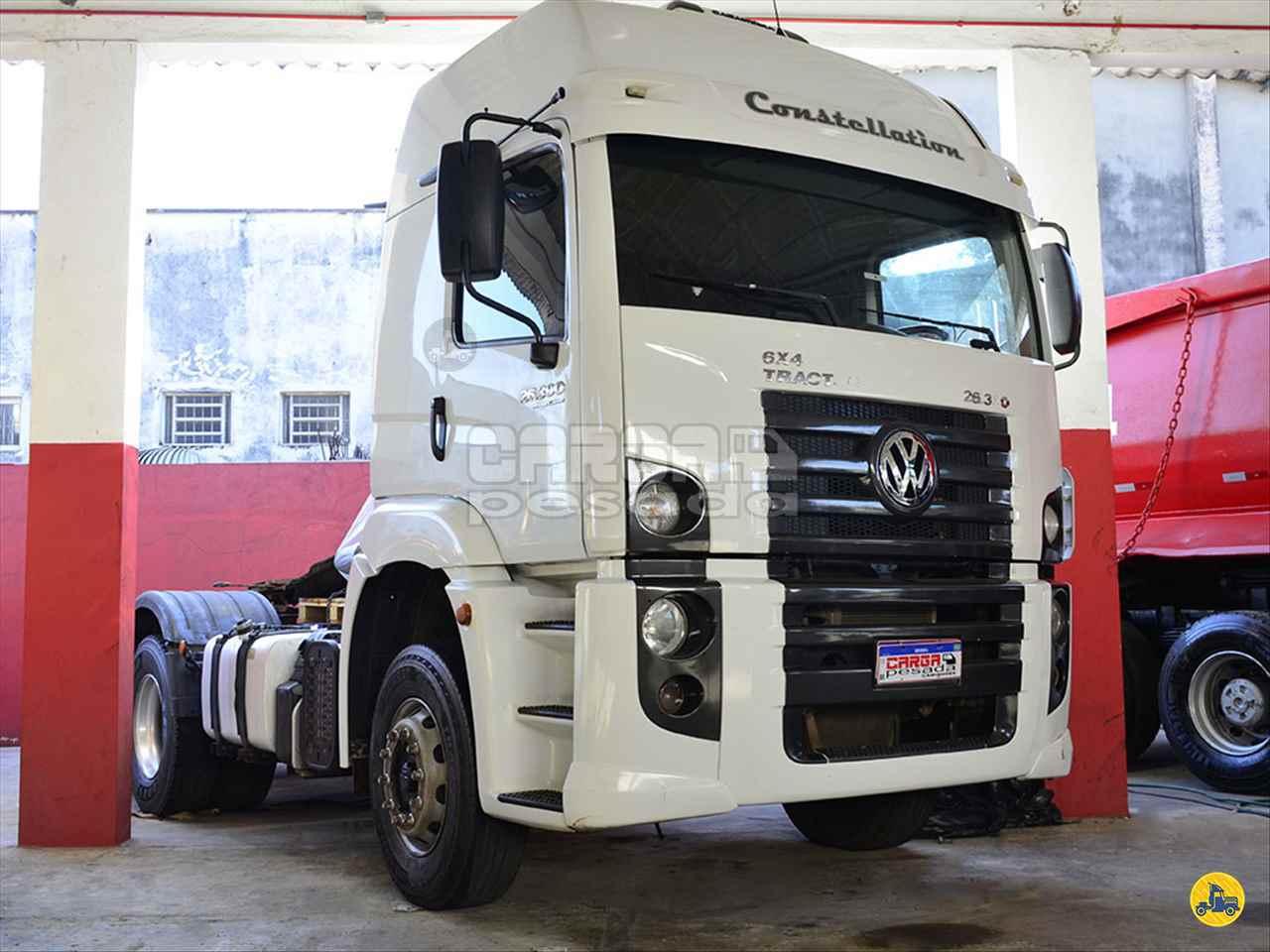 CAMINHAO VOLKSWAGEN VW 26390 Cavalo Mecânico Traçado 6x4 Carga Pesada Caminhões SAO PAULO SÃO PAULO SP