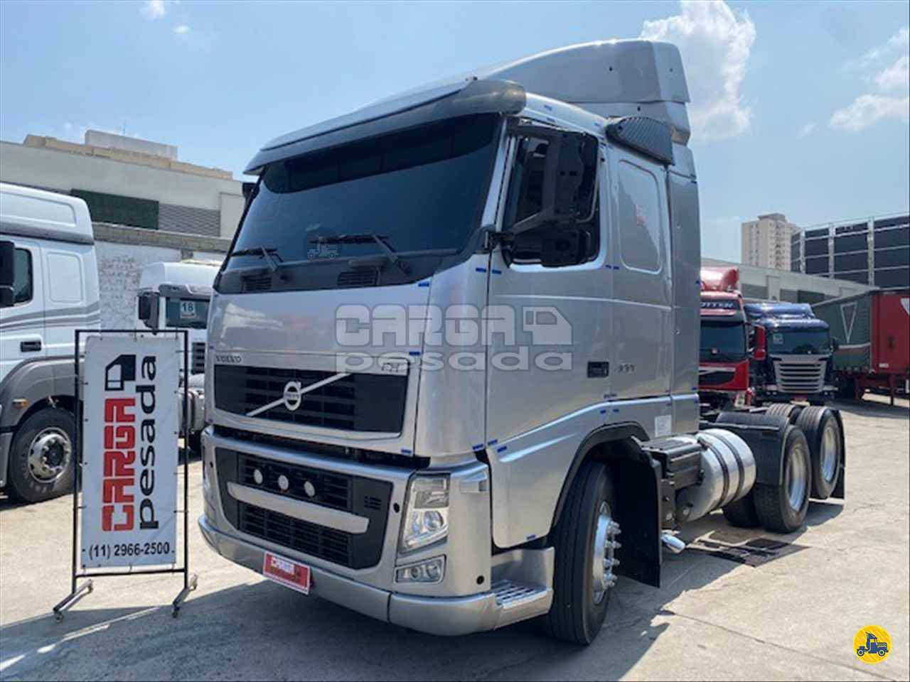 CAMINHAO VOLVO VOLVO FH 400 Cavalo Mecânico Truck 6x2 Carga Pesada Caminhões SAO PAULO SÃO PAULO SP