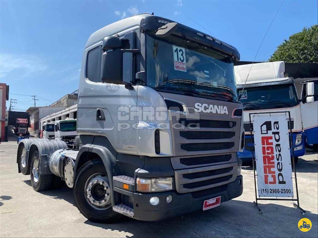 SCANIA 400 de Carga Pesada Caminhões - SAO PAULO/SP