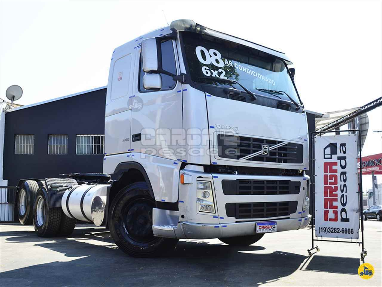 CAMINHAO VOLVO VOLVO FH 440 Cavalo Mecânico Truck 6x2 Carga Pesada Caminhões SAO PAULO SÃO PAULO SP