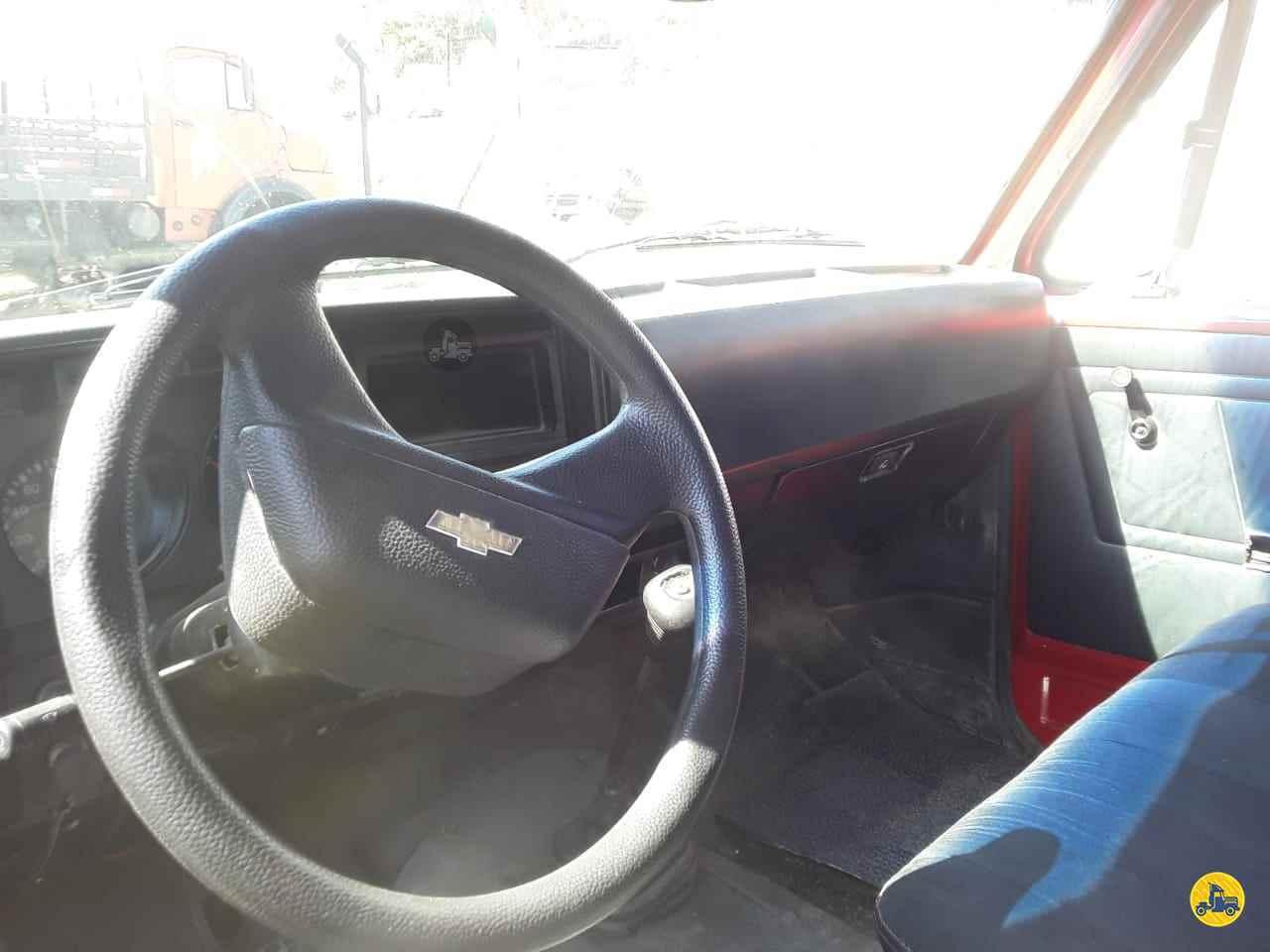 GM - Chevrolet D20 CS  1985/1986 Wilson Caminhões