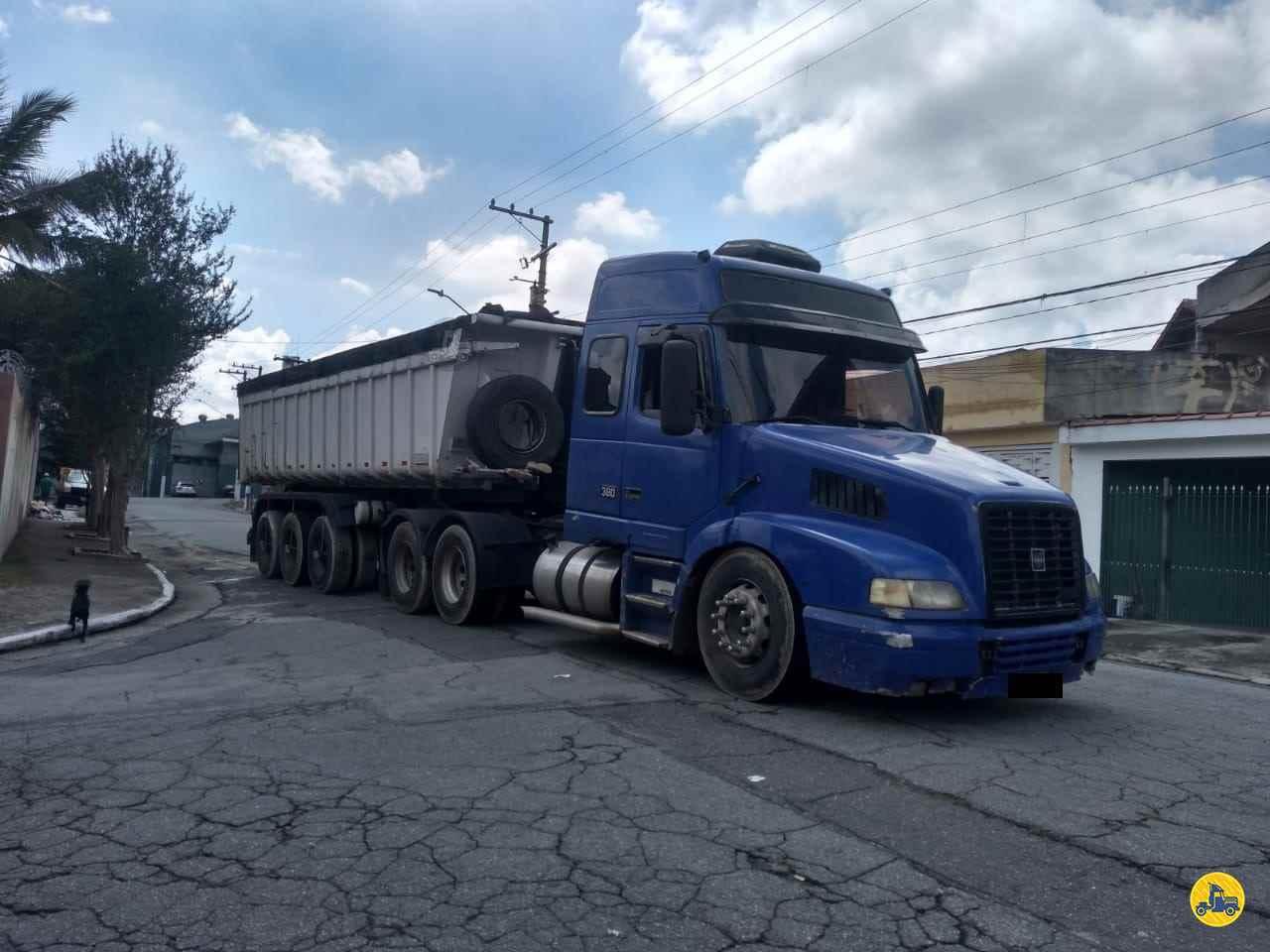 CAMINHAO VOLVO VOLVO FM 380 Cavalo Mecânico Toco 4x2 Wilson Caminhões RIBEIRAO PIRES SÃO PAULO SP