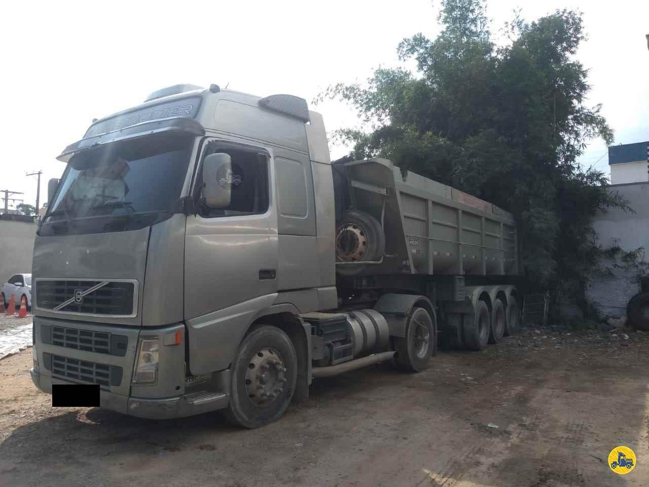 CAMINHAO VOLVO VOLVO FM 480 Cavalo Mecânico Toco 4x2 Wilson Caminhões RIBEIRAO PIRES SÃO PAULO SP