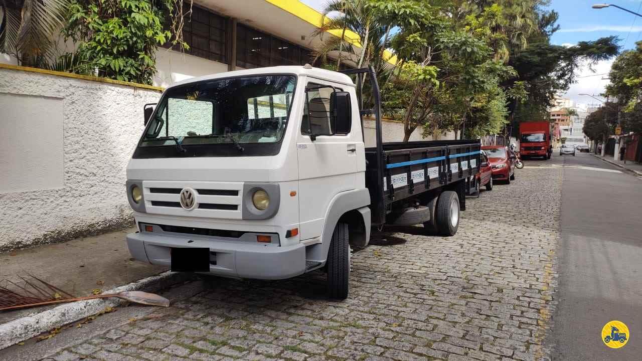 CAMINHAO VOLKSWAGEN VW 8150 Carga Seca Toco 4x2 Wilson Caminhões RIBEIRAO PIRES SÃO PAULO SP