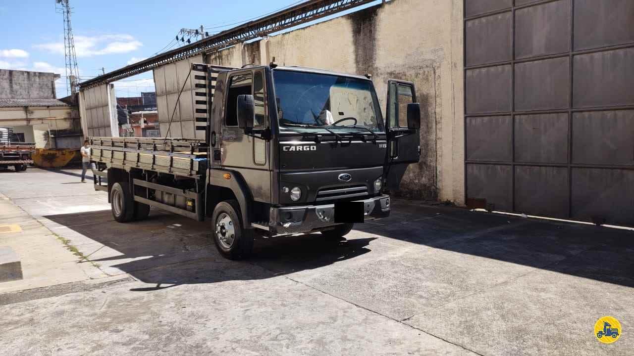 CAMINHAO FORD CARGO 1119 Carga Seca 3/4 4x2 Wilson Caminhões RIBEIRAO PIRES SÃO PAULO SP
