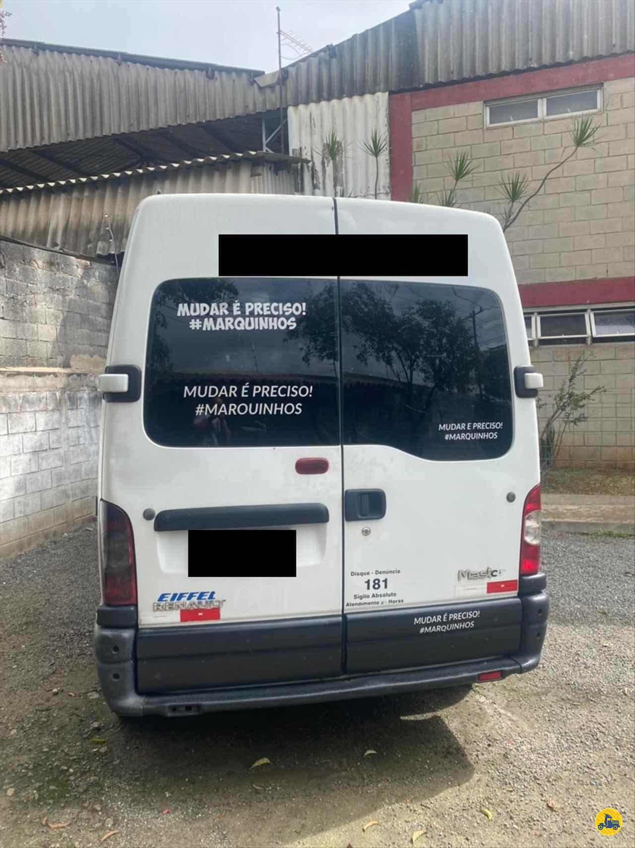VANS RENAULT Master Executiva 2.3 Wilson Caminhões RIBEIRAO PIRES SÃO PAULO SP