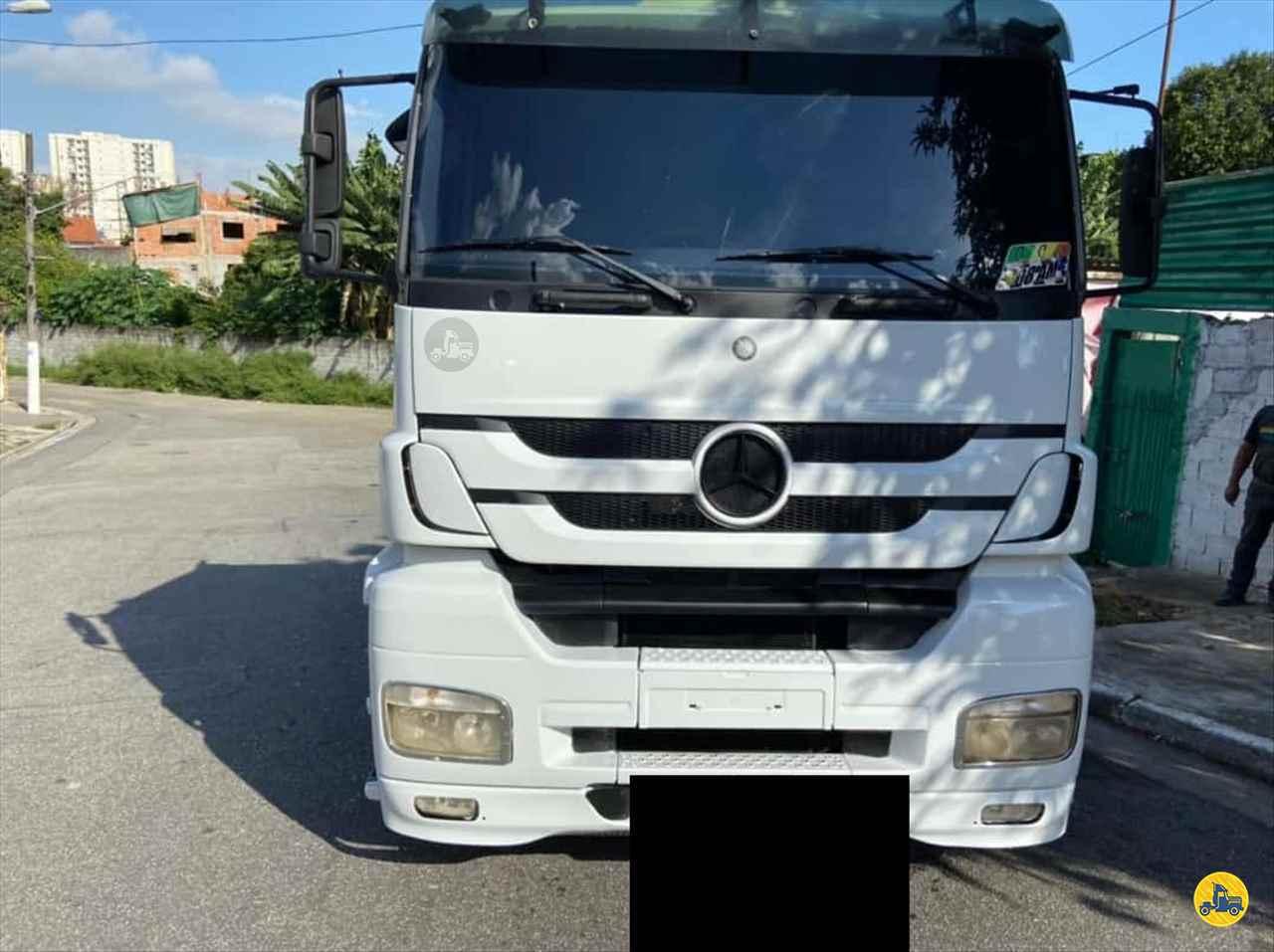 CAMINHAO MERCEDES-BENZ MB 2035 Cavalo Mecânico Toco 4x2 Wilson Caminhões RIBEIRAO PIRES SÃO PAULO SP