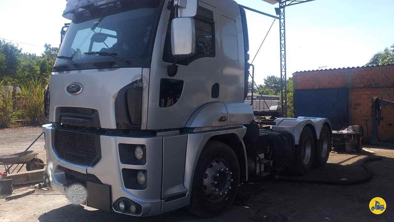 CAMINHAO FORD CARGO 2842 Cavalo Mecânico Truck 6x2 Wilson Caminhões RIBEIRAO PIRES SÃO PAULO SP