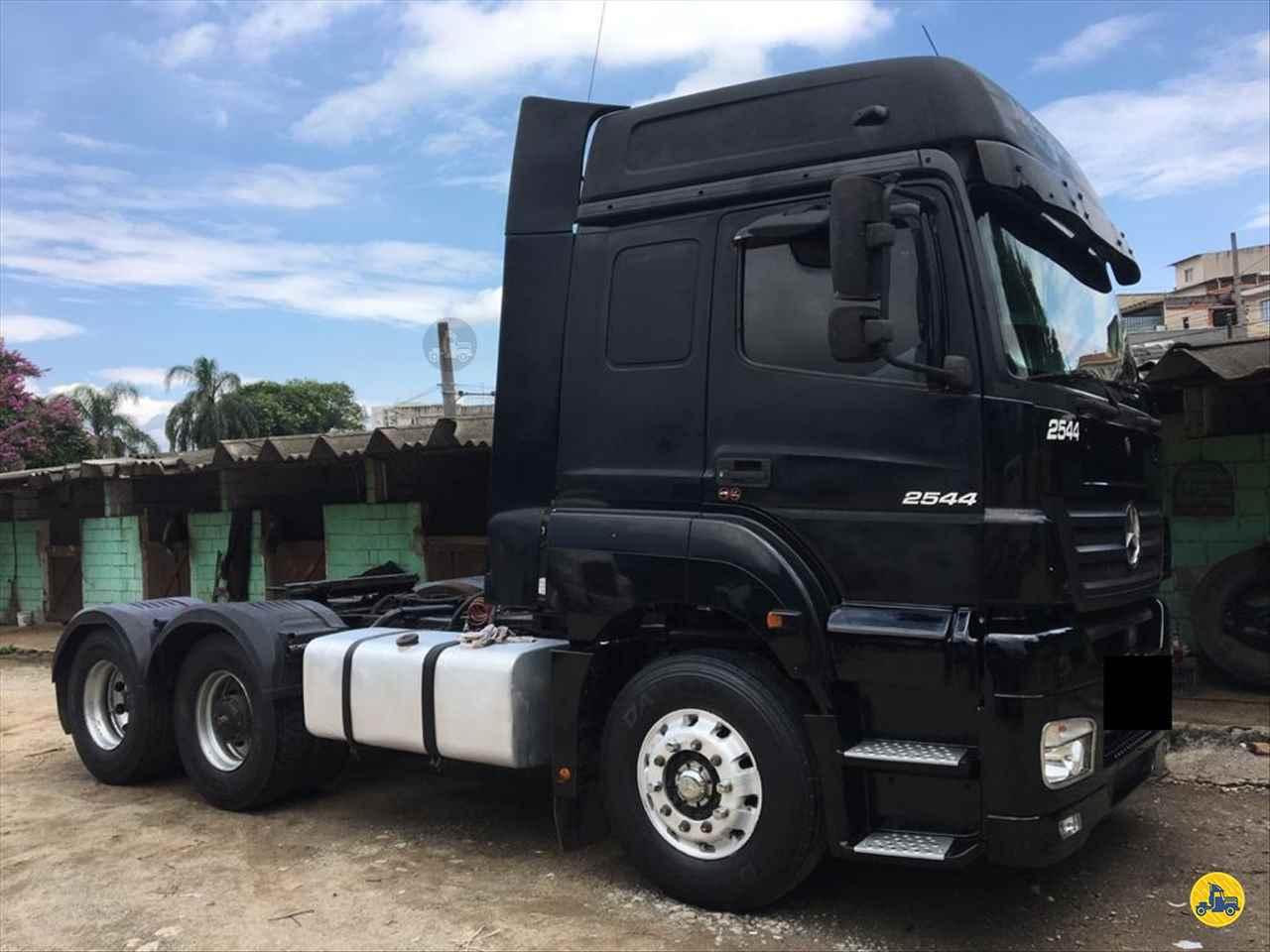 CAMINHAO MERCEDES-BENZ MB 2544 Cavalo Mecânico Truck 6x2 Wilson Caminhões RIBEIRAO PIRES SÃO PAULO SP