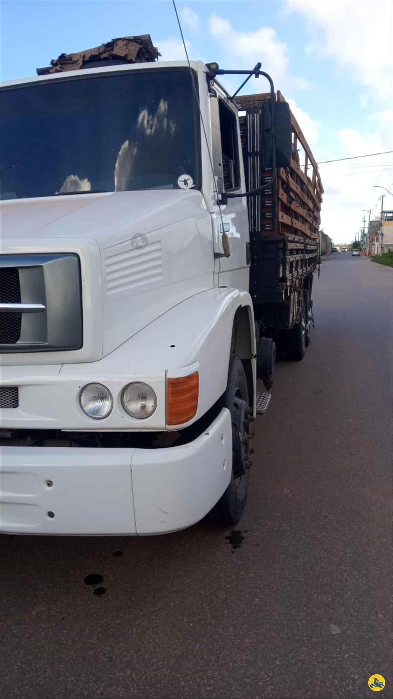CAMINHAO MERCEDES-BENZ MB 1620 Carga Seca Truck 6x2 Wilson Caminhões RIBEIRAO PIRES SÃO PAULO SP