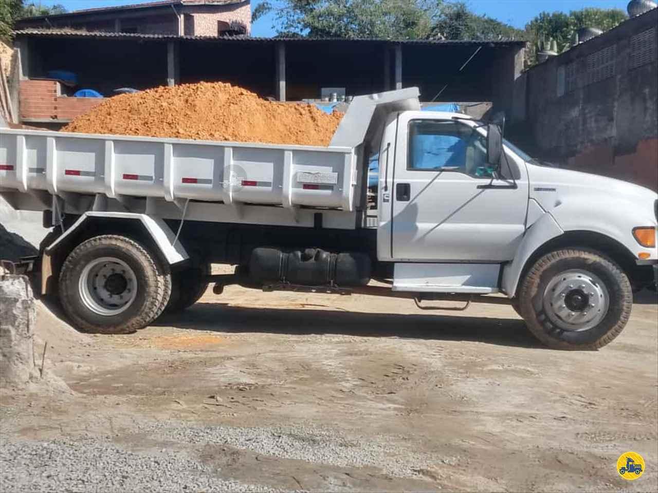 CAMINHAO GM D12000 Caçamba Basculante Toco 4x2 Wilson Caminhões RIBEIRAO PIRES SÃO PAULO SP