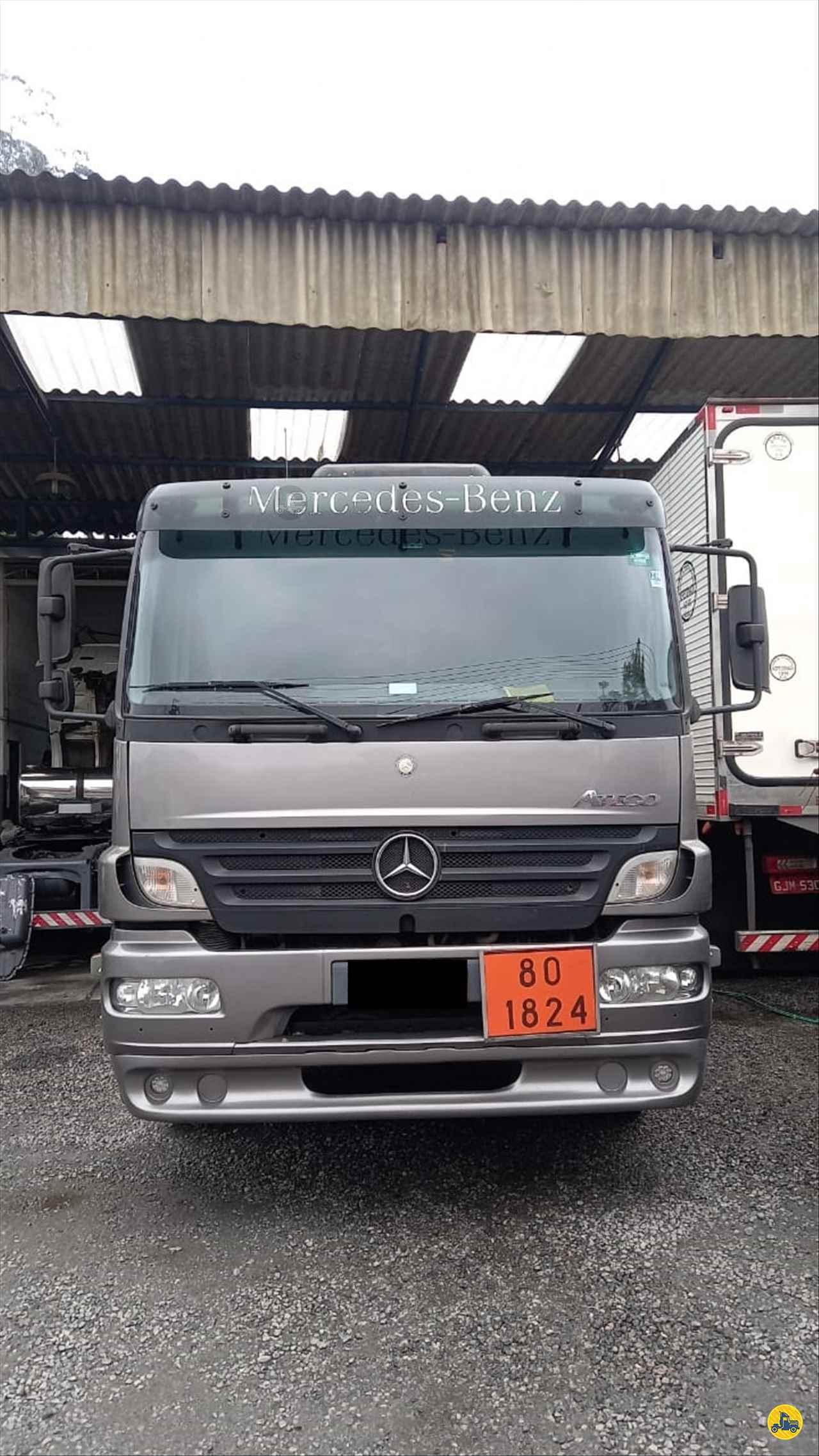 CAMINHAO MERCEDES-BENZ MB 2544 Chassis Truck 6x2 Wilson Caminhões RIBEIRAO PIRES SÃO PAULO SP