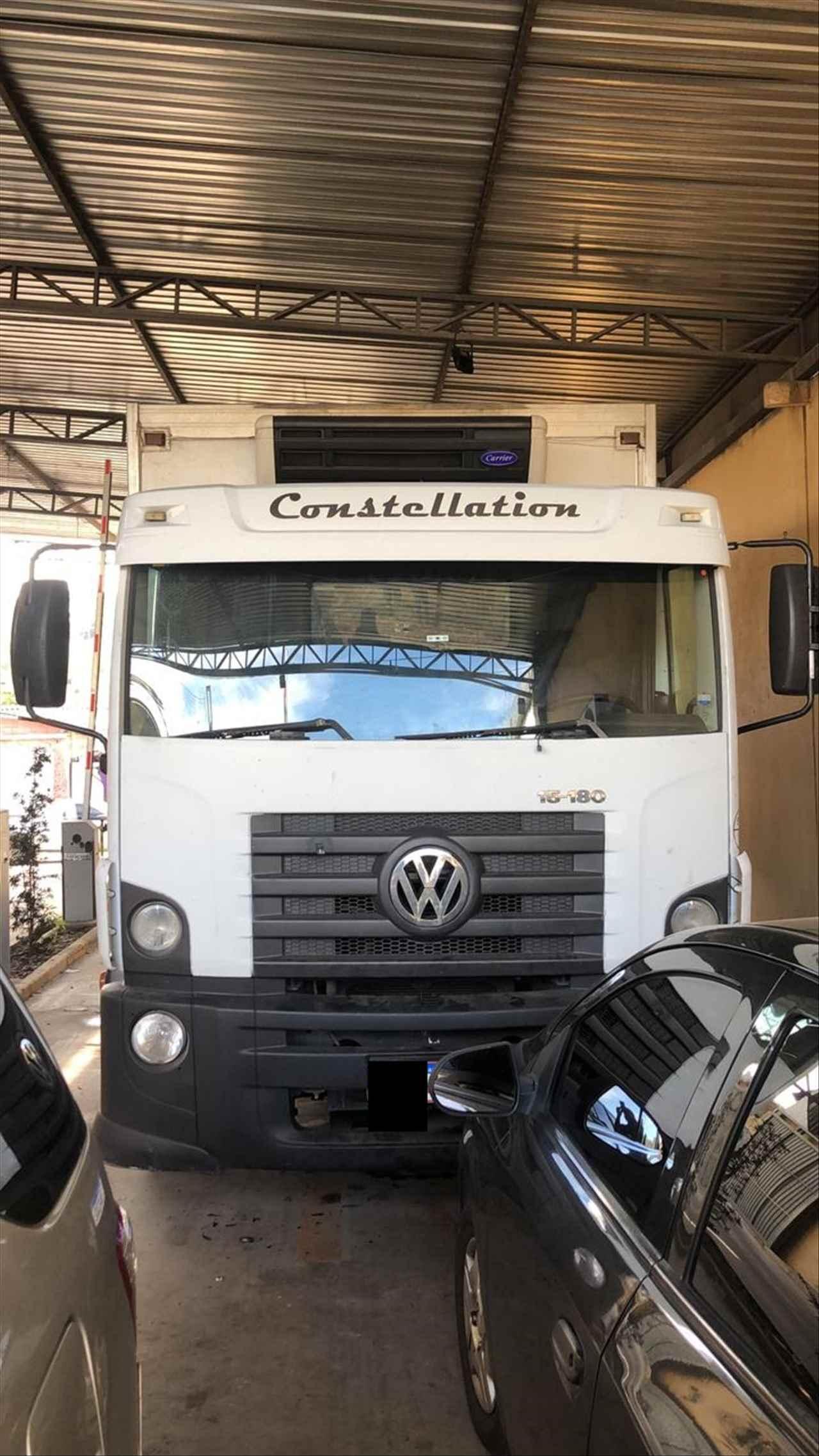 CAMINHAO VOLKSWAGEN VW 15180 Chassis Toco 4x2 Wilson Caminhões RIBEIRAO PIRES SÃO PAULO SP