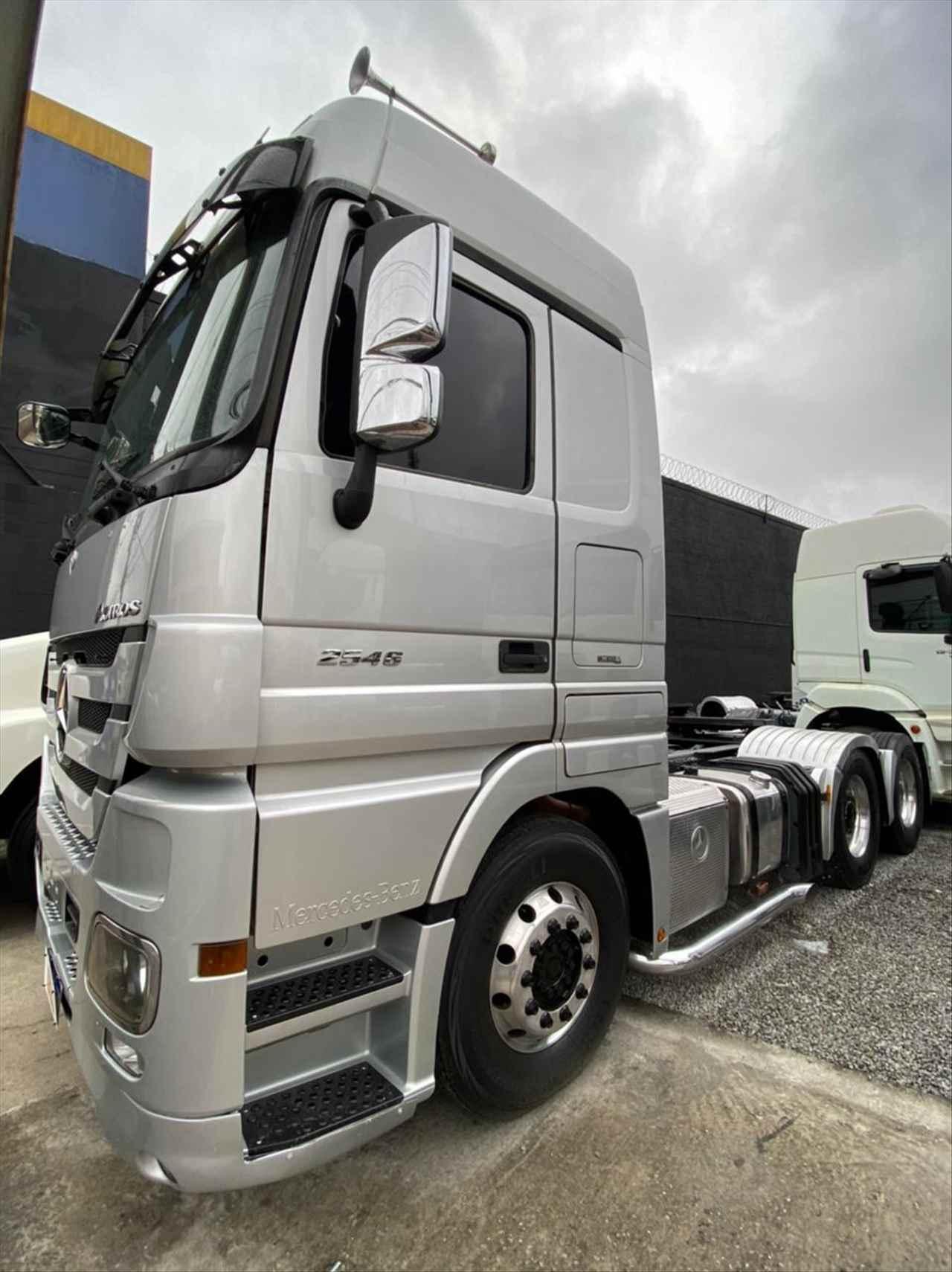 CAMINHAO MERCEDES-BENZ MB 2546 Cavalo Mecânico Truck 6x2 Wilson Caminhões RIBEIRAO PIRES SÃO PAULO SP
