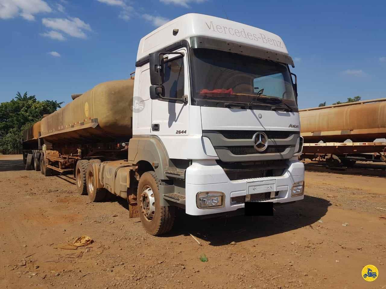CAMINHAO MERCEDES-BENZ MB 2644 Cavalo Mecânico Truck 6x2 Wilson Caminhões RIBEIRAO PIRES SÃO PAULO SP