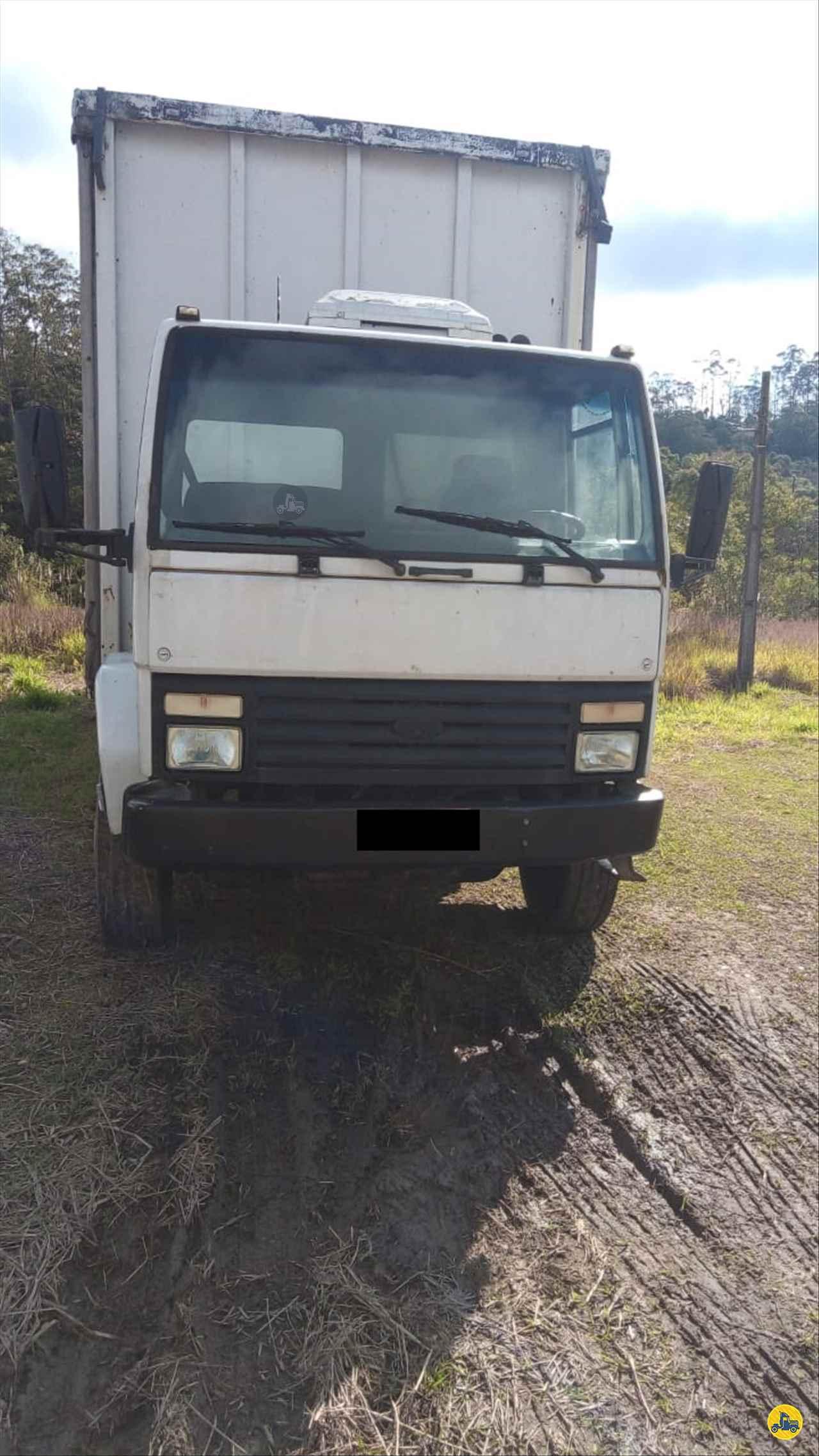 CAMINHAO FORD CARGO 1622 Baú Sider Truck 6x2 Wilson Caminhões RIBEIRAO PIRES SÃO PAULO SP