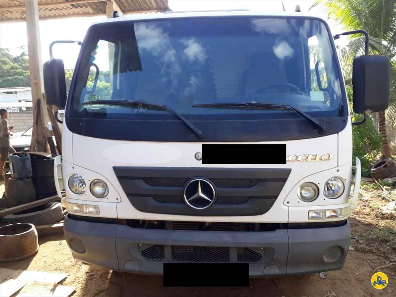 CAMINHAO MERCEDES-BENZ MB 1016 Caçamba Basculante 3/4 4x2 Wilson Caminhões RIBEIRAO PIRES SÃO PAULO SP