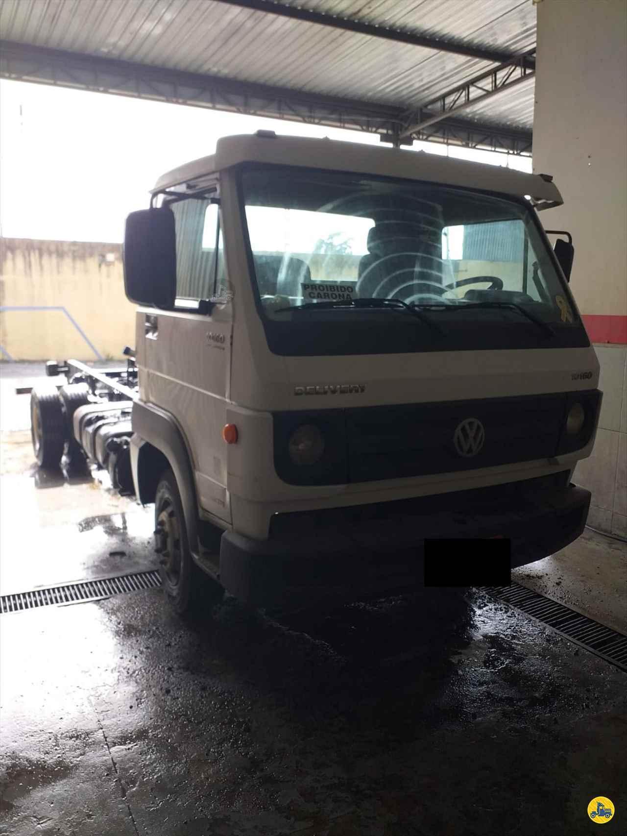 CAMINHAO VOLKSWAGEN VW 10160 Chassis Toco 4x2 Wilson Caminhões RIBEIRAO PIRES SÃO PAULO SP