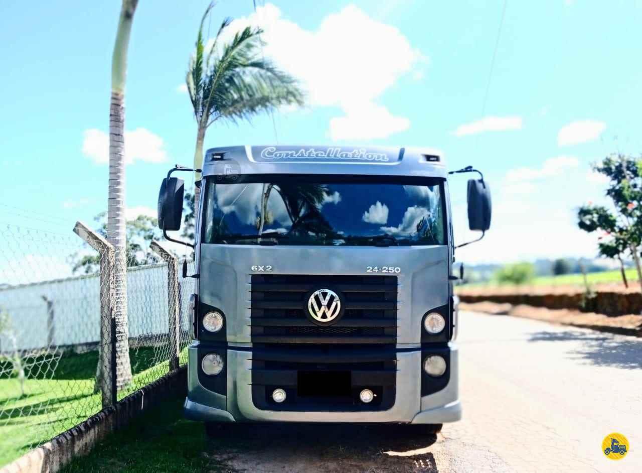 CAMINHAO VOLKSWAGEN VW 24250 Carga Seca Truck 6x2 Wilson Caminhões RIBEIRAO PIRES SÃO PAULO SP