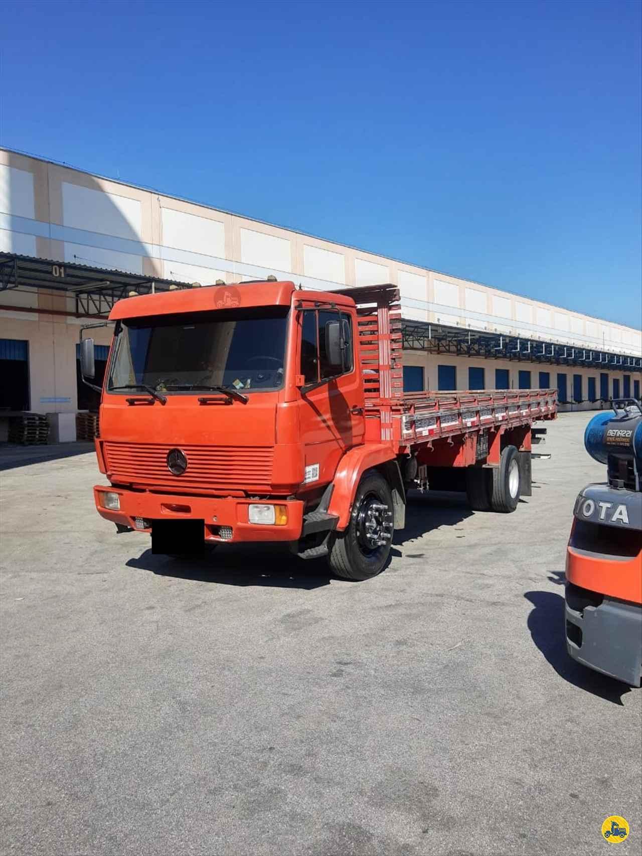 CAMINHAO MERCEDES-BENZ MB 1718 Carga Seca 3/4 4x2 Wilson Caminhões RIBEIRAO PIRES SÃO PAULO SP